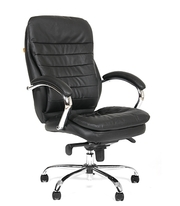 Кресло руководителя Valencia кожанное с мультиблоком