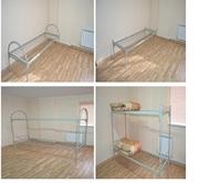 кровать металлическая одноярусная и двухъярусная с доставкой по РБ