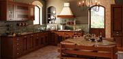 Кухня из массива''Ретро''-фабричное качество!
