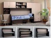 Стол-кровать одноярусный. Для экономии Вашего места.