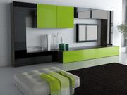 натяжные потолки,  кухни , шкафы-купе,  корпусная мебель.
