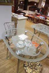 Изготовление мебели из стекла