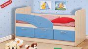 Кровать детская Дельфин.