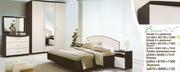 Мебель для спальни в Гродно. Стильно. Недорого.