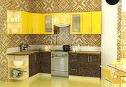 Новая готовая угловая кухня Ариэль