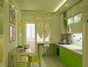 Отличная удобная комфортабельная кухня Елизавета