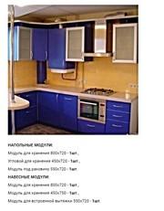 Кухня(6м2 - 7м2) Сильва на заказ в Минске и области