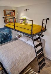 Кровать -Второй уровень
